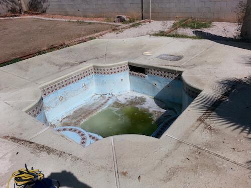 Pool-B-Before