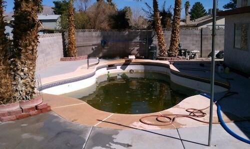 Pool-E-Before
